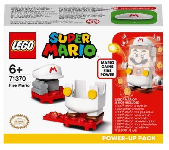 LEGO Toys LEGO Super Mario Fire Mario Power-Up Pack (11 Pieces)