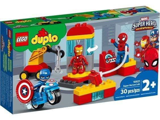 LEGO Toys Super Heroes Lab-10921