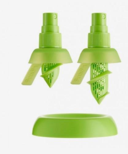 Lekue Home & Kitchen Lekue Citrus Spray Juice Sprayer Set Of 2Pcs