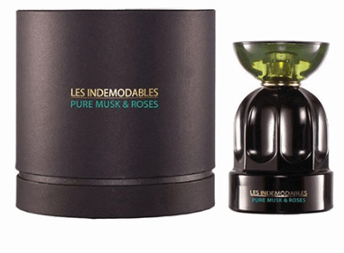 Les Indemodables Perfumes Les Indemodables Pure Musk & Roses Edp 90Ml