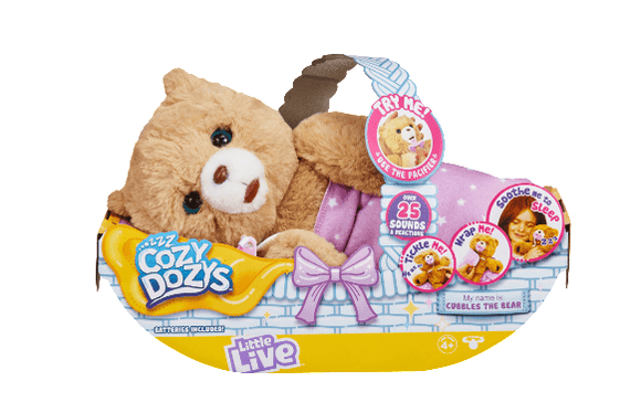 LITTLE LIVE PETS New Toys 28863 Little Live RAINGLOW Unicorn Vet Set 28863