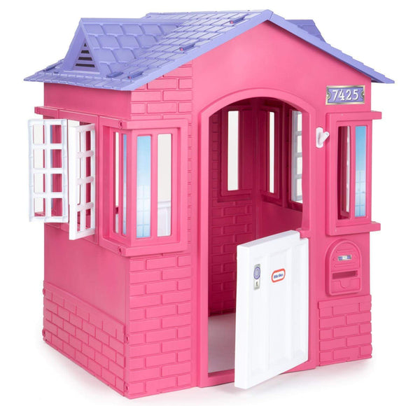 Little Tikes Toys Little Tike- Cape Cottage (Pink)