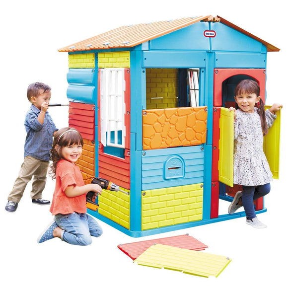 Little Tikes Toys Little Tikes- Build a House