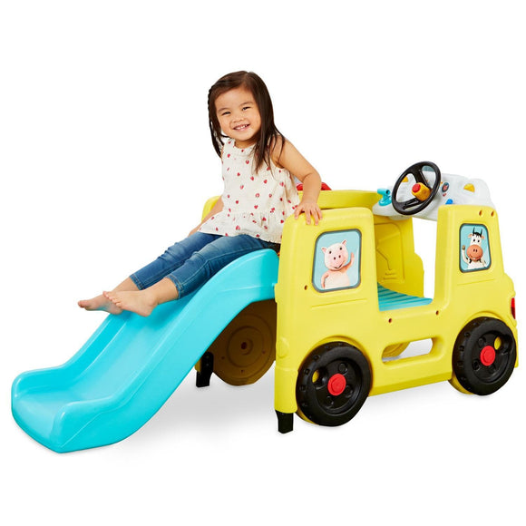 Little Tikes Toys Little Tikes- Little Baby Bum Wheels on the Bus Climber