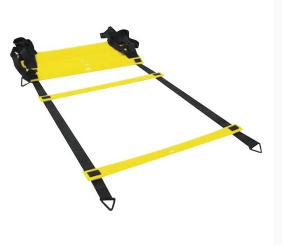 Live Up Sports Liveup-Agility Ladder 8 meter (black/yellow)
