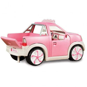 Lori truck Lori 6inch Doll Pick Up Truck Ride And Shine Pickup Truck