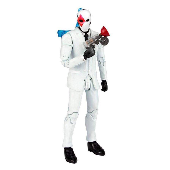 MacFarlane Toys toys Fortnite Wild Card Red Suit Action Figure (18 cm)