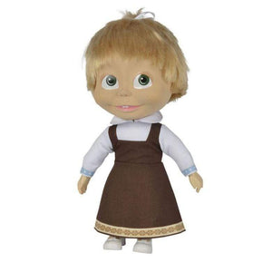 Masha and the Bear toys Masha and the Bear-Masha Singing Doll (30 cm)