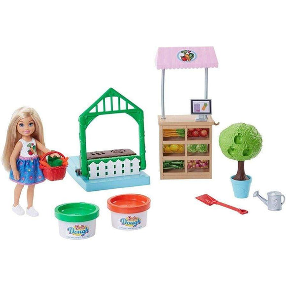 Mattel toys Barbie Garden Playset with Chelsea Doll