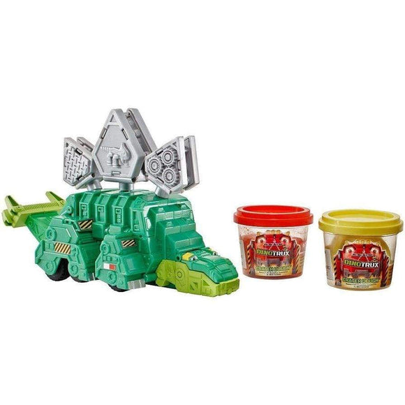 Mattel toys Dinotrux Munchin' Machine Garby