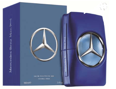 Mercedes Benz Perfumes Mercedes Benz Blue (M) Edt 100Ml