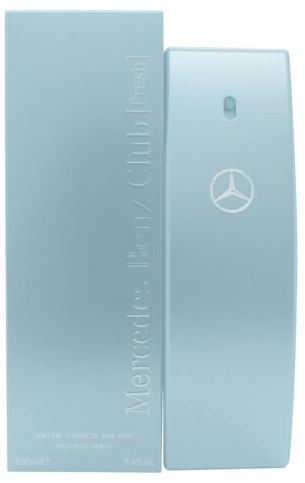Mercedes Benz Perfumes Mercedes Benz Club Fresh (M) Edt 100Ml