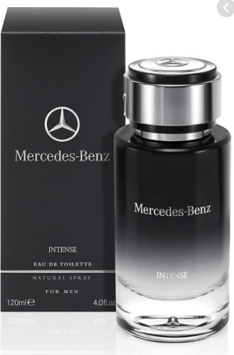 Mercedes Benz Perfumes Mercedes Benz Intense (M) Edt 120Ml