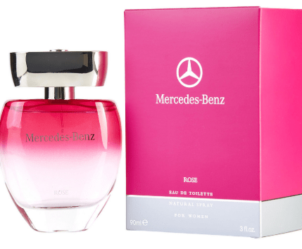 Mercedes Benz Perfumes Mercedes Benz Rose (W) Edt 90Ml