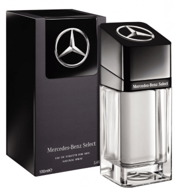 Mercedes Benz Perfumes Mercedes Benz Select (M) Edt 100Ml