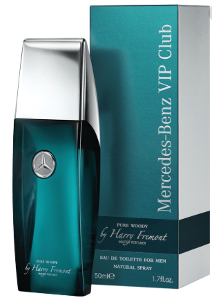 Mercedes Benz Perfumes Mercedes Benz Vip Club Pure Woody (M) Edt 100Ml