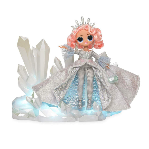 MGA Entertainment Toys L.O.L. Surprise O.M.G. Crystal Star 2019 Collector Edition Fashion Doll