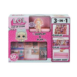 MGA entertainment toys LOL Surprise 3-in-1 Pop-up Store
