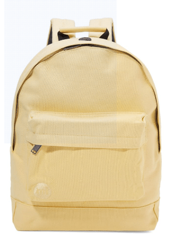 Mi-Pac Back to School Canvas Backpack