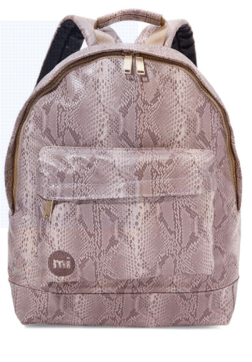 Mi-Pac Back to School Snake Backpack