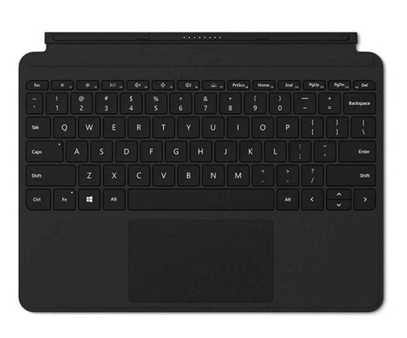 Microsoft Electronics Microsoft Surface Go Type Cover Keyboard Black