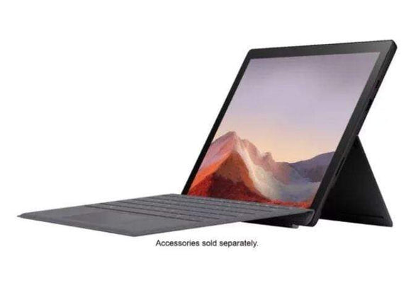 Microsoft Electronics Microsoft Surface Pro 7 – Core i5 1.1GHz 8GB 256GB Shared Win10 12.3inch Black