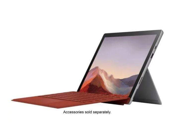 Microsoft Electronics Microsoft Surface Pro 7 – Core i5 1.1GHz 8GB 256GB Shared Win10 12.3inch Platinum