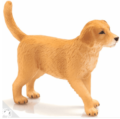 Mojo Toys Golden Retriever Puppy