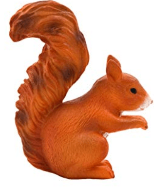 Mojo Toys Squirrel Standing