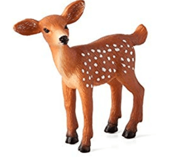 Mojo Toys White Tailed Deer Fawn