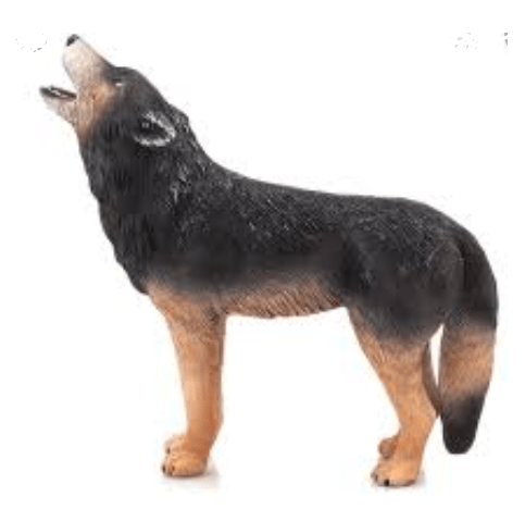 Mojo Toys Wolf Howling