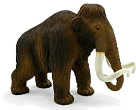 Mojo Toys Woolly Mammoth 1:20 Scale