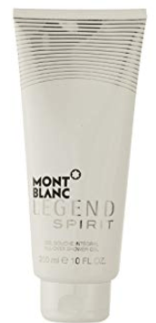 Mont Blanc Perfumes Mont Blanc Legend Spirit All Over Shower Gel 300Ml