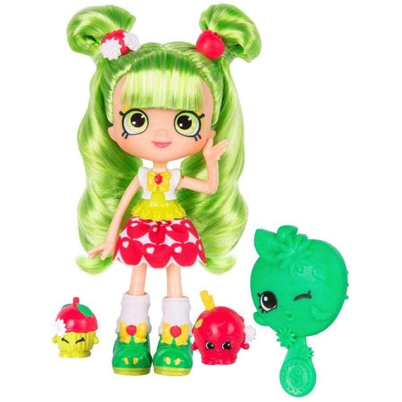 Mooso Toys toys Shopkins Shoppies S3 Blossom Apples Doll with Accessories