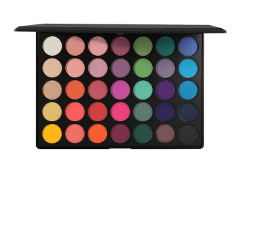 Morphe Beauty MORPHE 35B Colour Burst Artistry Eyeshadow Palette