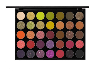 Morphe Beauty MORPHE 35M Colour Boss Mood Eyeshadow Palette( 56.2g )£