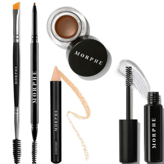 MORPHE Beauty MORPHE Arch Obsessions Brow Kit( 6.5ml, 3.5g, 2.5g, 0.1g