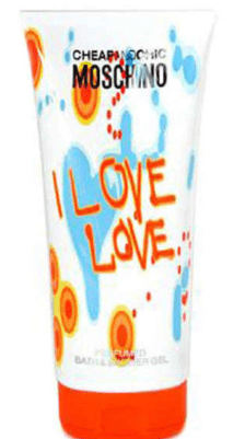 Moschino Perfumes Moschino I Love Love (W) Bath & Shower Gel 25Ml