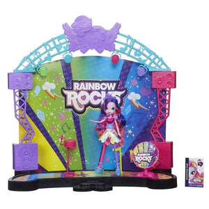 My Little Pony toys Equestria Girls Rainbow Rocks Mane Event Stage Playset