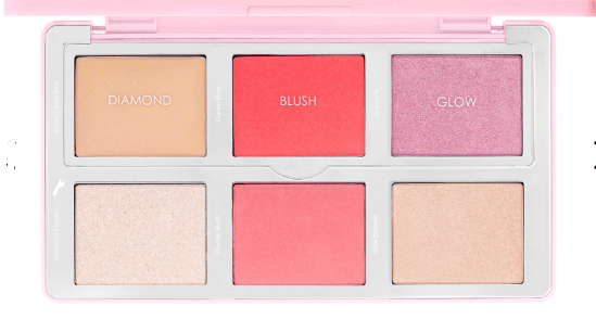 Natasha Denona Beauty Natasha Denona Diamond and Blush Palette - 01 Darya 42g
