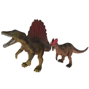 National Geographic toys Nat Geo Spinosaurus Dinosaur Play Set (2 Pieces)