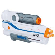 Nerf Toy Nerf Modulus 2-in-1 Mediator Barrel & Blaster