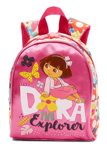 Nicklodeon Back to School Cartoon Print Backpack