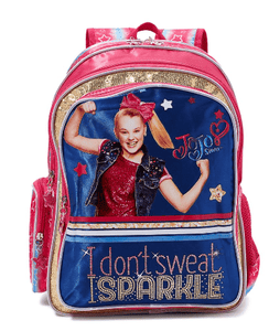 Nicklodeon Back to School Glossy Printed Backpack