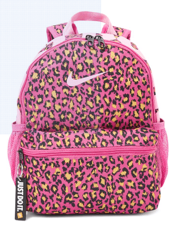 Nike Back to School Brasilia Just Do It Backpack
