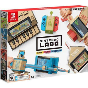 Nintendo Gaming Accessories Nintendo Labo Variety Kit - Nintendo Switch