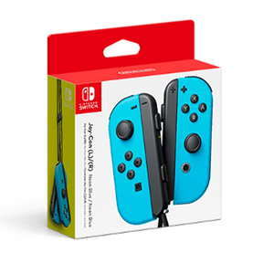 Nintendo Gaming Accessories Nintendo Switch Joy-Con Controller Pair (Blue)