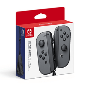 Nintendo Gaming Accessories Nintendo Switch Joy-Con Controller Pair (Grey)