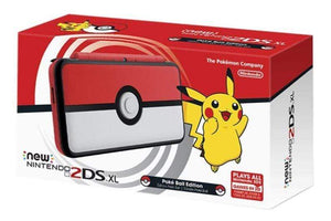 Nintendo Gaming Console Nintendo 2DS XL Console-Pokeball Edition