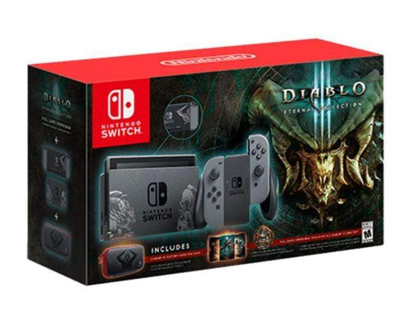 Nintendo Gaming Console Nintendo Switch Diablo III Eternal Collection Bundle